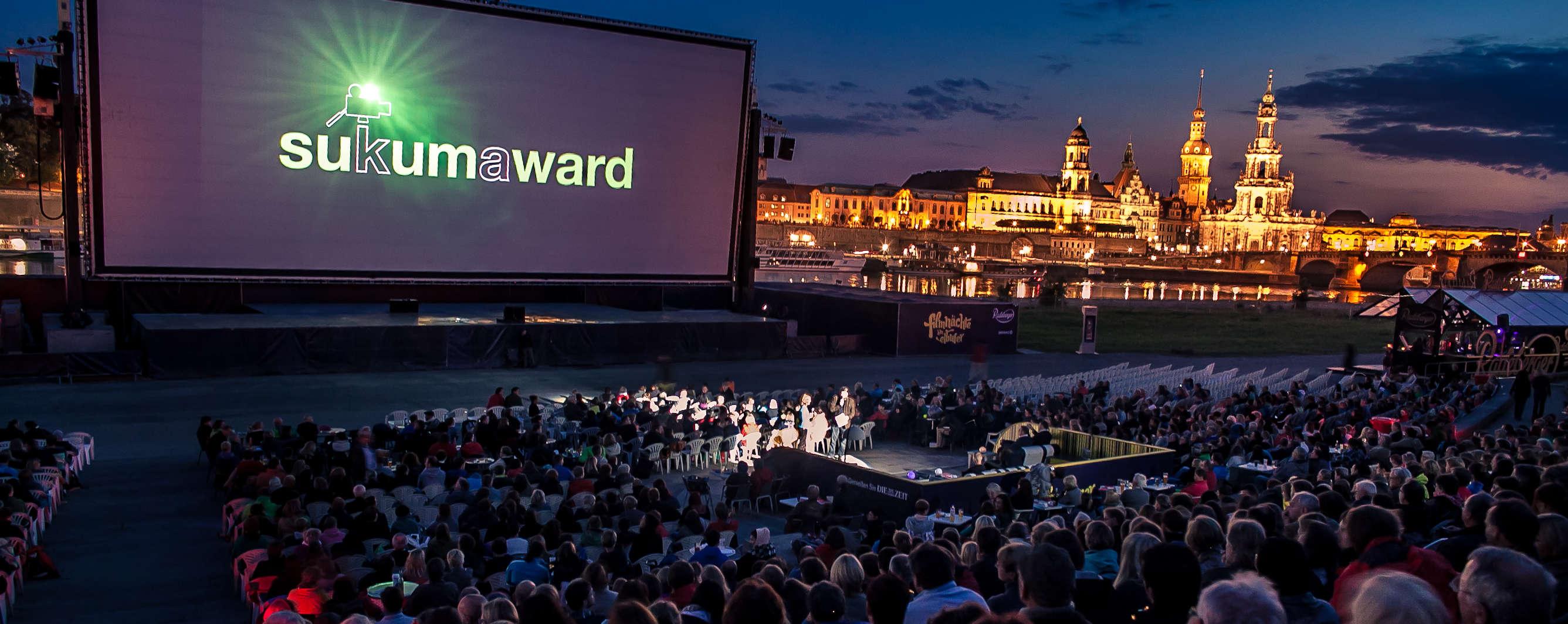 Filmnächte am Elbufer in Dresden