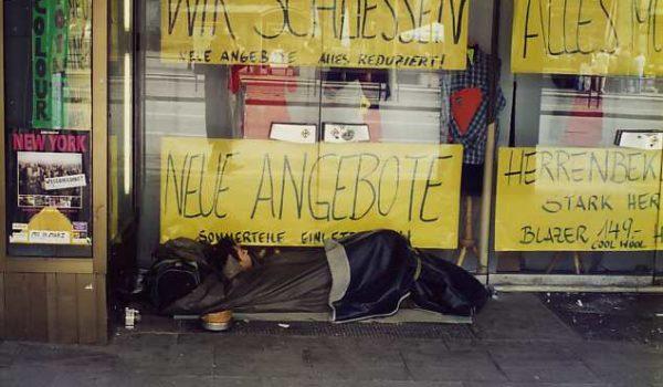 """""""Reichtum und Armut: unsere Zukunft in einer geteilten Welt"""""""