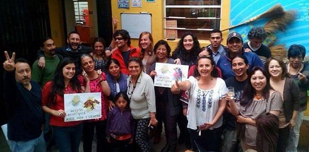 YASunidos Deutschland zur angedrohten Schließung von Acción Ecológica